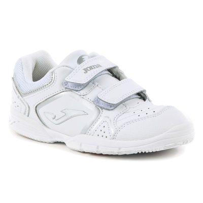 deportivas-joma-school-jr-702-sneakers-zapatillas-blanco