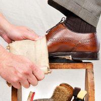 Cuidados del cuero y del calzado