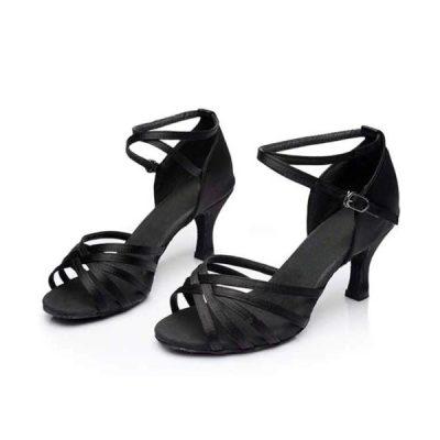 zapato-baile-salon-latino-mujer-negro-plata-beige-oro-cuero